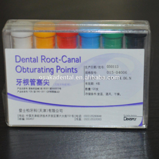 Dentsply Gutta Percha original (puntos de obturación del conducto radicular dental)